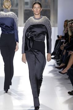 Balenciaga - Paris Fashion Week - Otoño Invierno 2014/2015 - Fashion Runway