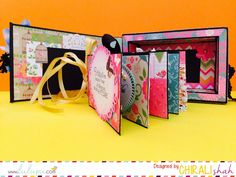 A detachable mini album with tutorial and a thorough video.