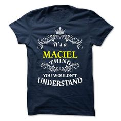 MACIEL-  it is - #hoodie upcycle #hipster sweatshirt. SAVE => https://www.sunfrog.com/Valentines/-MACIEL--it-is.html?68278