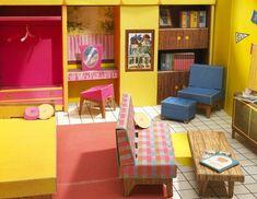 Barbie's Dream House, 1962 (Foto: Divulgação)
