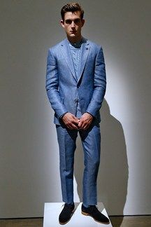 Gieves & Hawkes Spring/Summer 2015