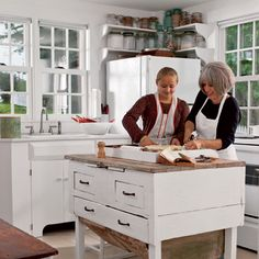 Resourceful Kitchen - Creative Coastal Room Makeovers - Coastal Living