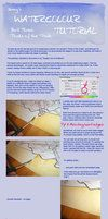 Watercolour 2: Painting Basics by =Gold-Seven on deviantART