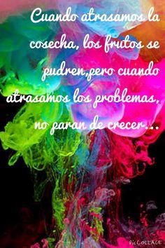 Los problemas hay que resolverlos, no ignorarlos... #yvolveraempezar porque #nuncaestarde . http://yvolveraempezar.com/nuncaestarde