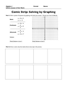 I LOVE the comic strip idea. Mad props to http://exponentialcurve.blogspot.com/