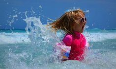Now that summer is here, everyone wants to be at the pool. But if you have little ones, it's good to brush up on your knowledge of toddlers and pool safety. Travel With Kids, Family Travel, Family Vacations, 1 Live, Visa Gift Card, Summer Is Here, Travel Deals, Travel Tips, Travel Hacks