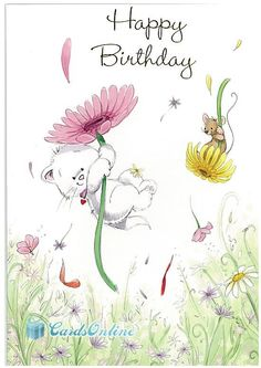 Female Birthday 399 This Luxury Greeting Card Is One Of Many Available From Cardsonlineau For More Details Information Or To Buy