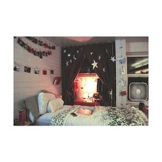 bedroom | Tumblr ❤ liked on Polyvore