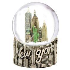 New York City Classic Silver Exclusive Snow Globe - 65mm Essential To You http://www.amazon.com/dp/B00CW34XGA/ref=cm_sw_r_pi_dp_W3Egwb0RSJ5AB