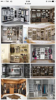 Best 11 159 closet organization ideas – page 12 > Homemytri. Wardrobe Design Bedroom, Master Bedroom Closet, Bedroom Wardrobe, Bedroom Cupboard Designs, Bedroom Cupboards, Walk In Closet Design, Closet Designs, Best Closet Systems, Dressing Room Closet