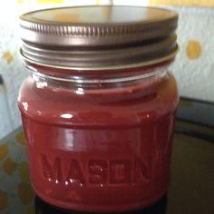 Atomic Fireball Soy Candle by Miette's Boutique @www.etsy.com/shop/MiettesBoutique