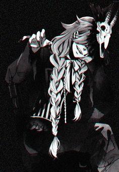 Undertaker | Black Butler | Kuroshitsuji | ♤ Anime ♤