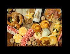 Lujo Navidad Estrella Cesto artesanal afterdarkafterall plenamente Por