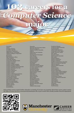103 careers for a Computer Science Major