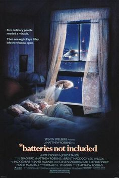 *batteries not included Movie Poster - Internet Movie Poster Awards Gallery