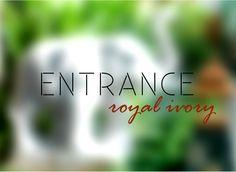 Royal Ivory Entrance - Blur Gallery (www.royalivory.com)