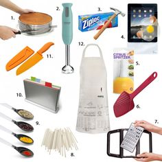 12 Must-Haves for the Shortcut Chef