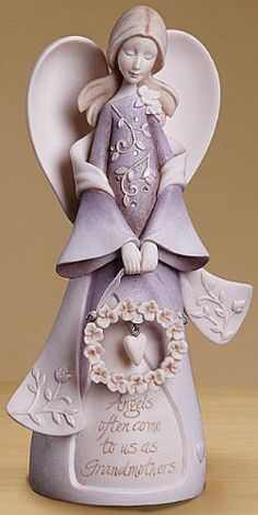 Grandmother Figurine – Collectible Figurines: Christmas Gifts