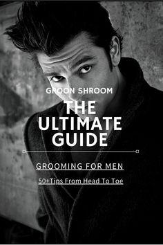 Male Grooming, Men's Grooming, Shaving Tips, Body Odor, Beard Trimming, Bad Breath, Beard Care, Beard Oil, Hair And Beard Styles