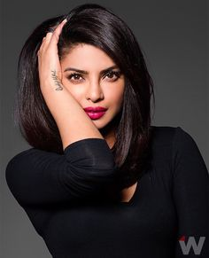 Bharatbytes: Priyanka Chopra's Stunning Photoshoot for The Wrap Magazine Indian Celebrities, Bollywood Celebrities, Beautiful Celebrities, Bollywood Actors, Gorgeous Women, Bollywood Actress Hot Photos, Bollywood Fashion, Miss Mundo, Priyanka Chopra Hot