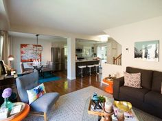 Colorful Home Makeovers From Property Brothers: Buying + Selling | Property Brothers Drew and Jonathan Scott on HGTV's Buying and Selling | HGTV