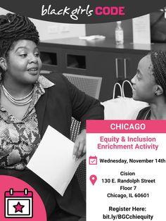 Enrichment Activities, Black Girls, Coding, Programming, Ebony Girls