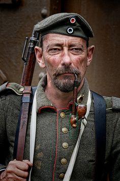 War & Peace German WWI Soldier