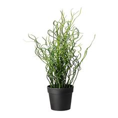 $5.99 FEJKA Artificial potted plant IKEA Lifelike artificial plant that remains looking fresh year after year.