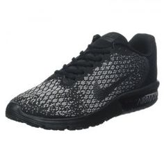 4f7132d035d Tenis Nike Air Sequent 2 Negro Original - Unisex 852461 001