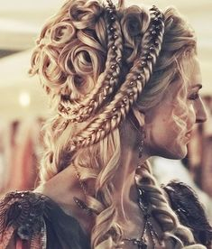 braided steampunk hairstyles - Google Search …