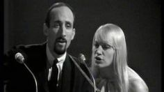 Peter Paul & Mary - Early Morning Rain (1966), via YouTube.