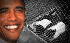 WASHINGTON D.C. - USA - After pictures surfaced of immigrant children in cages taken during the Obama presidency, there has been democrat outrage directed at President Donald Trump.