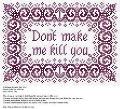 cross-stitch-patterns-free (183) - Knitting, Crochet, Dıy, Craft, Free Patterns