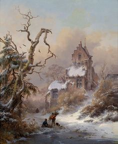Fredrik Marinus Kruseman was born to a family, which included a number of artists amongst their relatives, including Jan Adam Kruseman,...