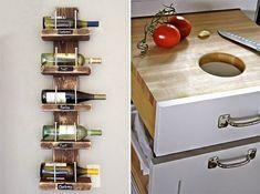 Dez Ideias Incríveis para a Cozinha