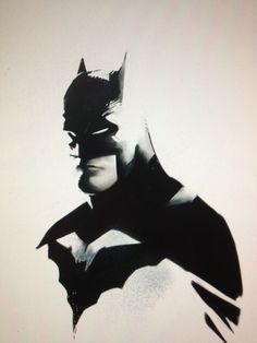 williambeyer: Batman by Greg Capullo