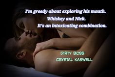 Dirty Boss, Adult, Contemporary, Romance, Crystal Kaswell