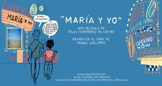 """María y yo"" - Félix Fernández de Castro, Ibon Olaskoaga ( From Comic: Miguel Gallardo ) - 2010 - Spain -  Trailer: http://youtu.be/aviGMwGRsr0 See online: http://youtu.be/2nmxWEnxa2Y"