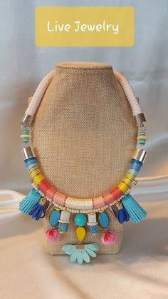 Creative Ideas, Jewelry, Fashion, Necklaces, Ears, Boucle D'oreille, Locs, Diy Creative Ideas, Moda