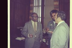 dad norman francis and jacob lawrence.