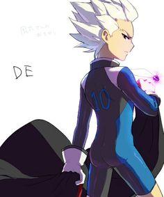 Dark Goenji - Inazuma Eleven: Alius Academy