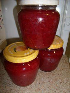 El mundo culinario de Cris: dulces - mermelada de fresas