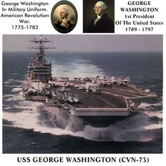 Click Onto Poster. USS George Washington (CVN-73) custom poster is just one example of thousands of customizable designs available online at www.zazzle.com/sgtskullnstein  Advertised in Sgt Skull N Stein's store. The USS George Washington (CVN-73) poster, is a brilliant representation of the USS George Washington (CVN-73).  Makes an awesome gift for veterans, friends and relatives who likes the USS George Washington (CVN-73) artwork. USS George Washington (CVN-73) Apparel & Mugs are…
