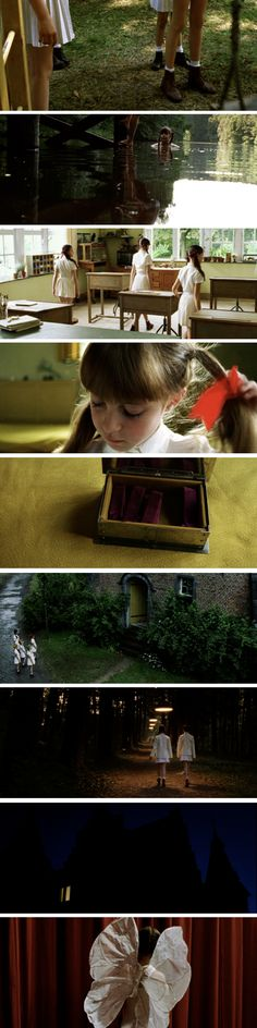 Lucile Hadzihalilovic - Innocence (2004)