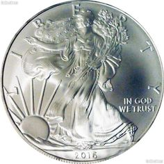 IN DISPLAY BOX-FREE SHIPPING... 2001 SILVER EAGLE-COLORIZED ENANAMEL
