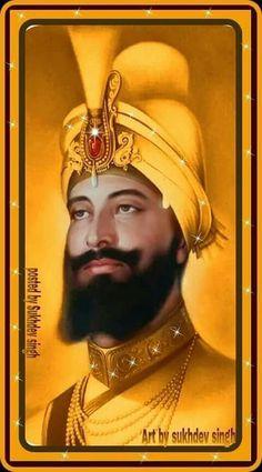 New trending Guru Gobind singh Amazing collection 2019 Guru Nanak Photo, Guru Nanak Ji, Nanak Dev Ji, Sikh Quotes, Gurbani Quotes, Punjabi Quotes, Baba Deep Singh Ji, Guru Granth Sahib Quotes, Guru Pics