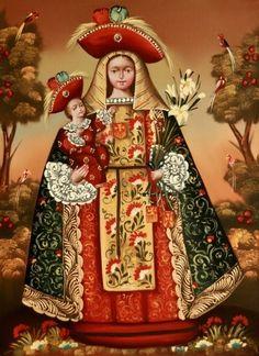 Virgen de la Merced.