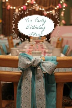 5 year old birthday girl party ideas | Tea Party Birthday Ideas and Cloud Cookie Recipe | Go Graham Go