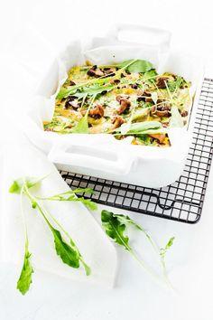 Sieni-perunamunakas | Reseptit | Anna.fi Food Inspiration, Anna