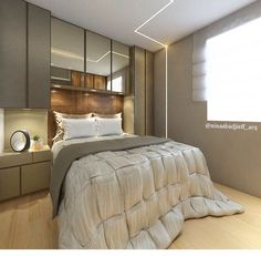 68 Ideas house design bedroom storage for 2019 Fitted Bedroom Furniture, Fitted Bedrooms, Woman Bedroom, Master Bedroom, Home Decor Bedroom, Interior Design Living Room, Design Bedroom, Bedroom Ideas, Wardrobe Bed